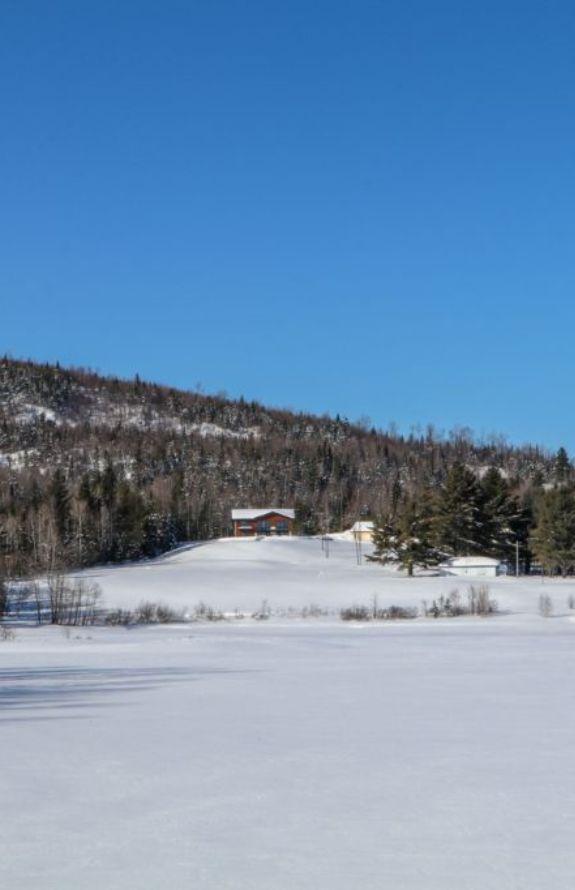 Le Chalet Sur La Colline -