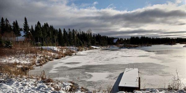 Lac - Chalet Loup Cervier