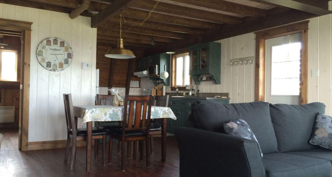 Hébergement Cormier Duplex -